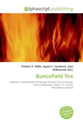 Buncefield fire