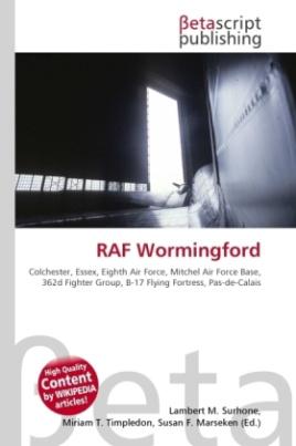 RAF Wormingford
