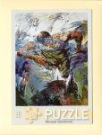 Puzzle Willi Sitte – Schwimmer