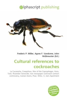 Cultural references to cockroaches