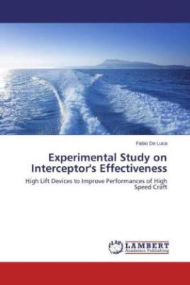Experimental Study on Interceptor's Effectiveness