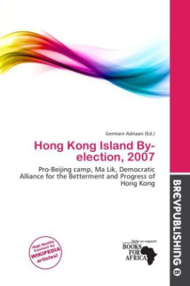 Hong Kong Island By-election, 2007