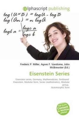 Eisenstein Series