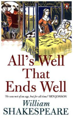 All's Well That Ends Well. Ende gut, alles gut, englische Ausgabe