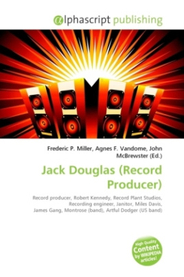 Jack Douglas (Record Producer)