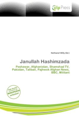 Janullah Hashimzada