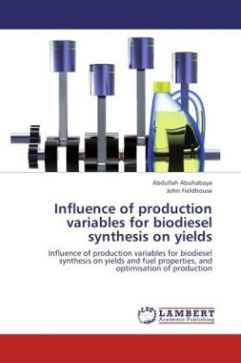 Influence of production variables for biodiesel synthesis on yields