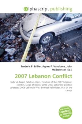 2007 Lebanon Conflict