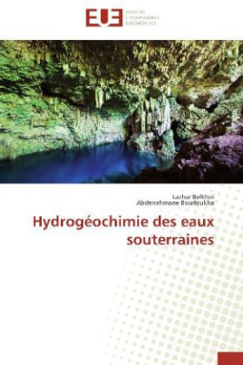 Hydrogéochimie des eaux souterraines