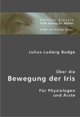 Über die Bewegung der Iris
