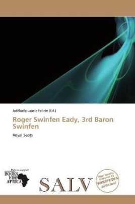 Roger Swinfen Eady, 3rd Baron Swinfen