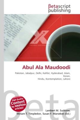 Abul Ala Maudoodi