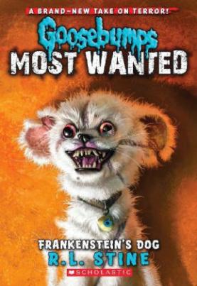 Goosebumps Most Wanted - Frankenstein's Dog