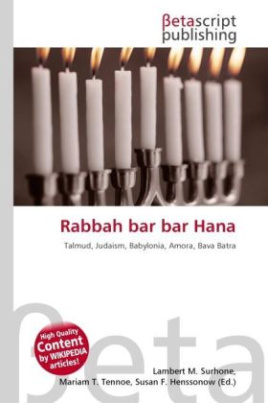 Rabbah bar bar Hana