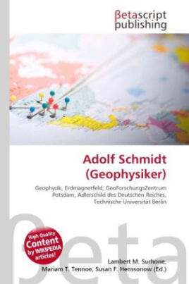 Adolf Schmidt (Geophysiker)