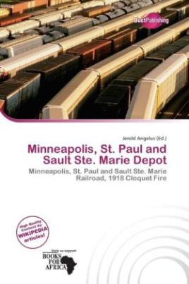 Minneapolis, St. Paul and Sault Ste. Marie Depot