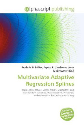 Multivariate Adaptive Regression Splines