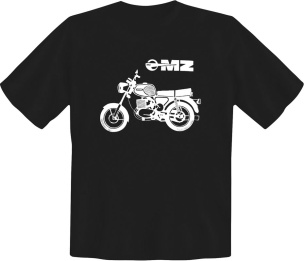 T-Shirt MZ - schwarz - XL