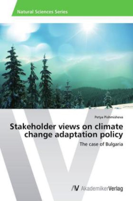 Stakeholder views on climate change adaptation policy