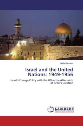Israel and the United Nations: 1949-1956
