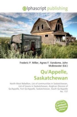 Qu'Appelle, Saskatchewan