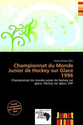 Championnat du Monde Junior de Hockey sur Glace 1996