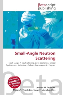 Small-Angle Neutron Scattering