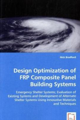 Design Optimization of FRP Composite Panel Building Systems
