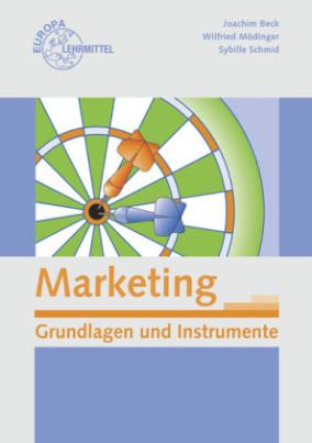 Marketing, Grundlagen und Instrumente