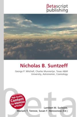 Nicholas B. Suntzeff