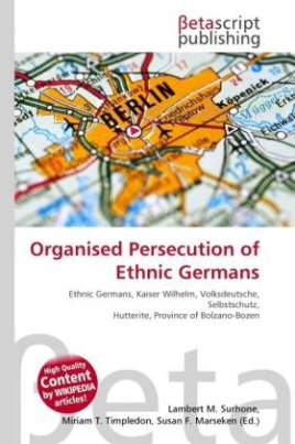 Organised Persecution of Ethnic Germans