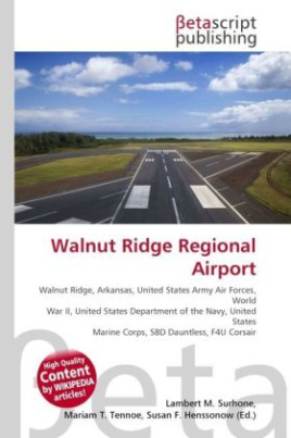 Walnut Ridge Regional Airport
