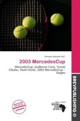 2003 MercedesCup
