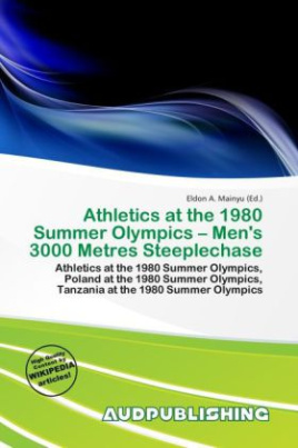Athletics at the 1980 Summer Olympics - Men's 3000 Metres Steeplechase