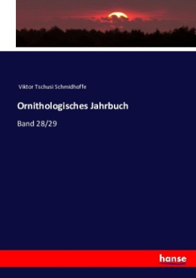 Ornithologisches Jahrbuch