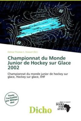 Championnat du Monde Junior de Hockey sur Glace 2002