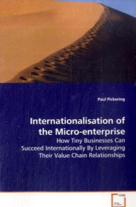 Internationalisation of the Micro-enterprise