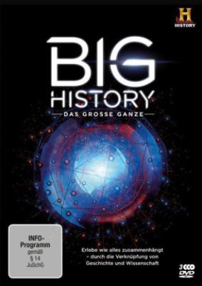 Big History - Das große Ganze, 3 DVDs