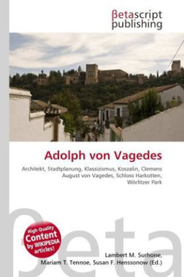 Adolph von Vagedes