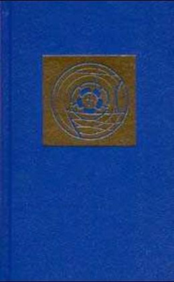 Standardausgabe, blau