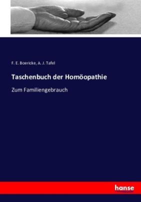 Taschenbuch der Homöopathie