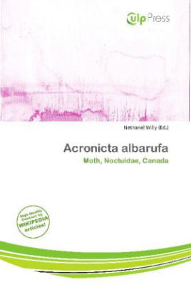 Acronicta albarufa