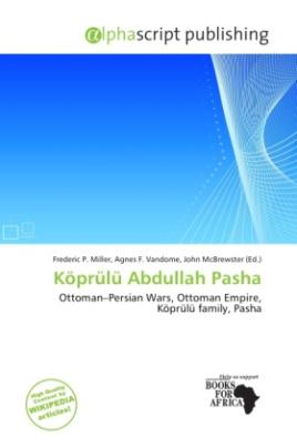 Köprülü Abdullah Pasha