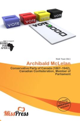Archibald McLelan