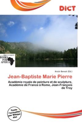 Jean-Baptiste Marie Pierre
