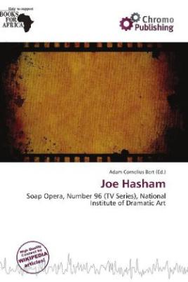 Joe Hasham