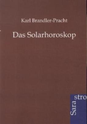 Das Solarhoroskop
