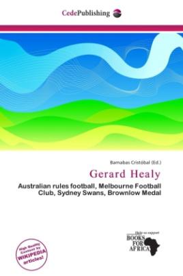 Gerard Healy