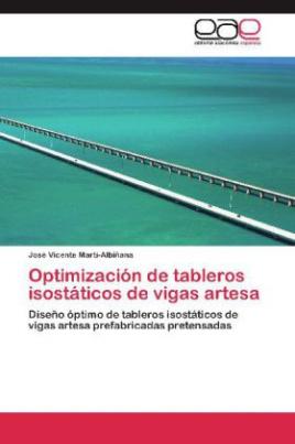 Optimización de tableros isostáticos de vigas artesa