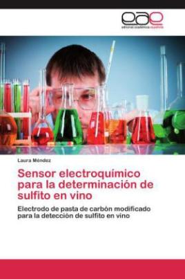 Sensor electroquímico para la determinación de sulfito en vino